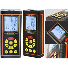 Lézeres távolságmérő HOLDPEAK 5100H