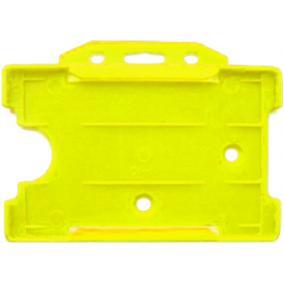 Proximity kártyatok sárga fekvő