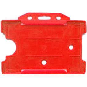 Proximity kártyatok piros fekvő