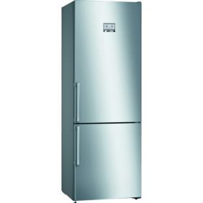 Bosch KGN49AIEP, Szabadonálló, alulfagyasztós hűtő-fagyasztó kombináció, 330+105L