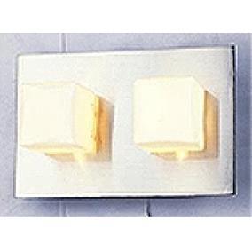 MW-5419/2W modern fali lámpa 2xG9 60W 230V