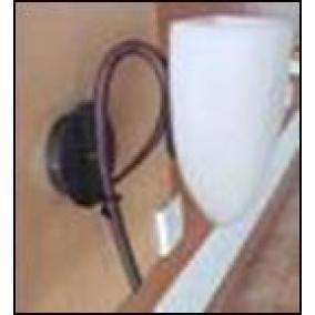 MW-5255/1W, fali lámpa
