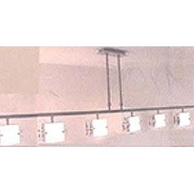 SHARONA MW-5424/6H modern mennyezeti lámpa 6xG9 40W 230V