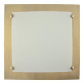 DUKE MW-4203/12inch, antik bronz, 2xE27 foglalattal, fali lámpa / mennyezeti lámpa