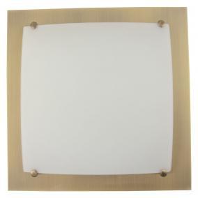 DUKE MW-4203/16inch, antik bronz, 3xE27 foglalattal, fali lámpa / mennyezeti lámpa