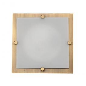 MELIA 23 cm 1xG9 40W 230V  Fali / mennyezeti lámpa antik bronz