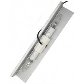 EBL3005/TL3005-2x40W E14 pultvilágító lámpatest