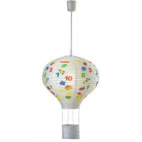 CLP-550 E27 Rizspapír függesztett lámpa