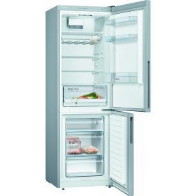Bosch KGV36VLEAS, Szabadonálló, alulfagyasztós hűtő-fagyasztó kombináció, 214+94L