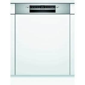 Bosch SMI4HVS31E, Félig beépíthető mosogatógép, 13 teríték