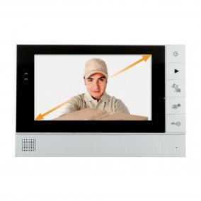 Video-kaputelefon belső egység DPV 25B