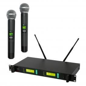Vezeték nélküli mikrofon szett MVN 900