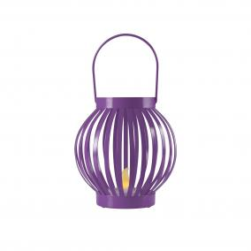 LED-es lámpás, lila