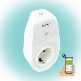 NVS 1 PRO SMART (WiFi) aljzat, fogyasztásmérős