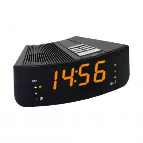 Digitális, LED ébresztőóra rádióval LTCR 02