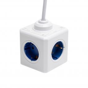 PowerCube Extended 1,5m kék/fehér