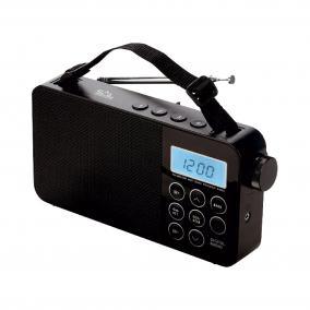 LCD táskarádió RPR 3LCD