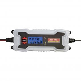 Smart akkumulátortöltő 6-12V, 1,2-120Ah
