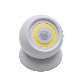 LED-es mozgásérzékelős forgatható lámpa
