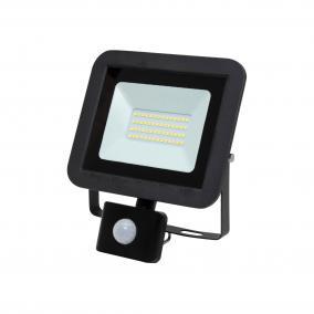LED-es fényvető mozgásérzékelővel 30W