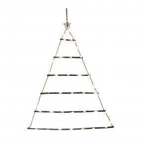 Fali LED-es karácsonyfa