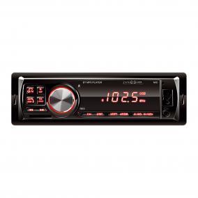 Autórádió és MP3 lejátszó BT/USB/SD/MP3 - piros
