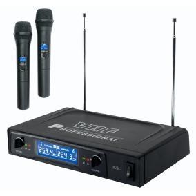 Vezeték nélküli mikrofon szett MVN 510