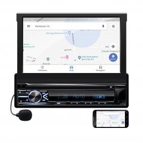 Autórádió és multimédia lejátszó VB X800i