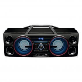 Multimédia boombox, 2 x 40 W