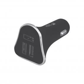 Autós USB töltő 3,1 A