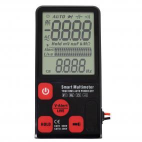 Digitális multiméter, automata, SMART