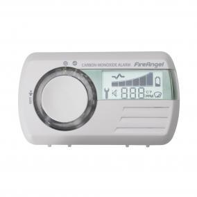 FireAngel Szén-monoxid vészjelző LCD