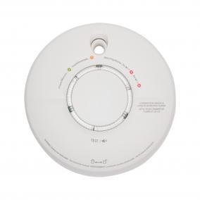FireAngel Kombinált szén-monoxid és füstvészjelző