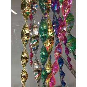 Dekorspirál többféle színben (50 cm)