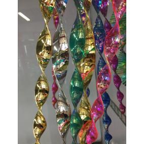 Dekorspirál többféle színben (70 cm)