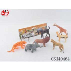 Állatka vadállat csomag (8db)