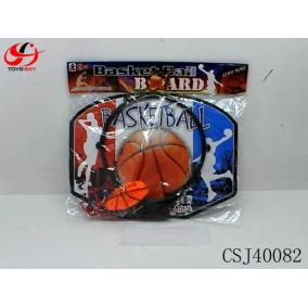 Játék mini kosárlabda szett #CSJ40082