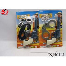 Játék cowboy felszerelés többféle #CSJ40121