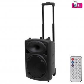 Hordozható zenekari hangdoboz és multimédia lejátszó PAB 25BT
