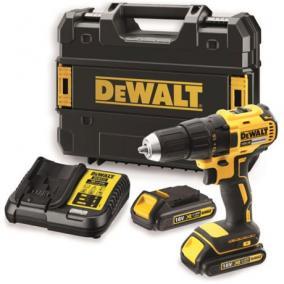 Fúró-csavarozó készletben - DeWalt, DCD777S2T-QW