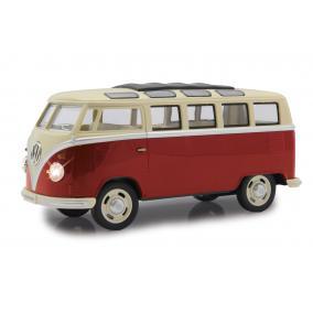 1962 Volkswagen klasszik T1 kisbusz, fém, fénnyel és hanggal 405145 Jamara