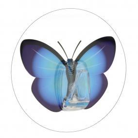 U-FIX öntapadós akasztó pillangó