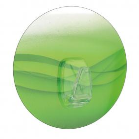 U-FIX öntapadós akasztó zöld