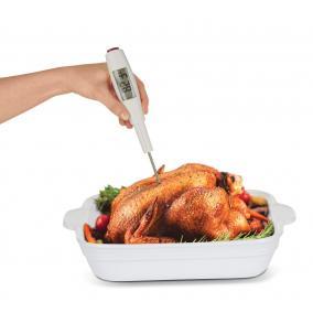 Dolceforno spatula digitális hőmérővel