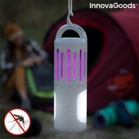 3az1-ben szúnyogriasztó lámpa - Innovagoods, V0103059