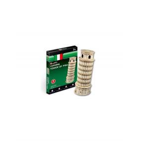 3D puzzle 8db-os mini méret Leaning Tower of Pisa CubicFun
