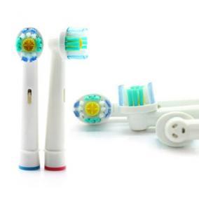 3D-s kompatibilis fogkefe fej, Oral-B elektromos fogkeféhez [4 db]
