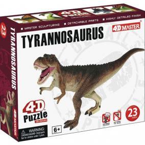 4D puzzle 23 db - Tyrannosaurus Rex