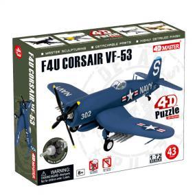 4D puzzle 43 db - F4U Corsair VF53