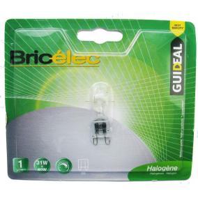 Bricélec G9-31W 230V ECO-halogén izzó  G9 foglalattal
